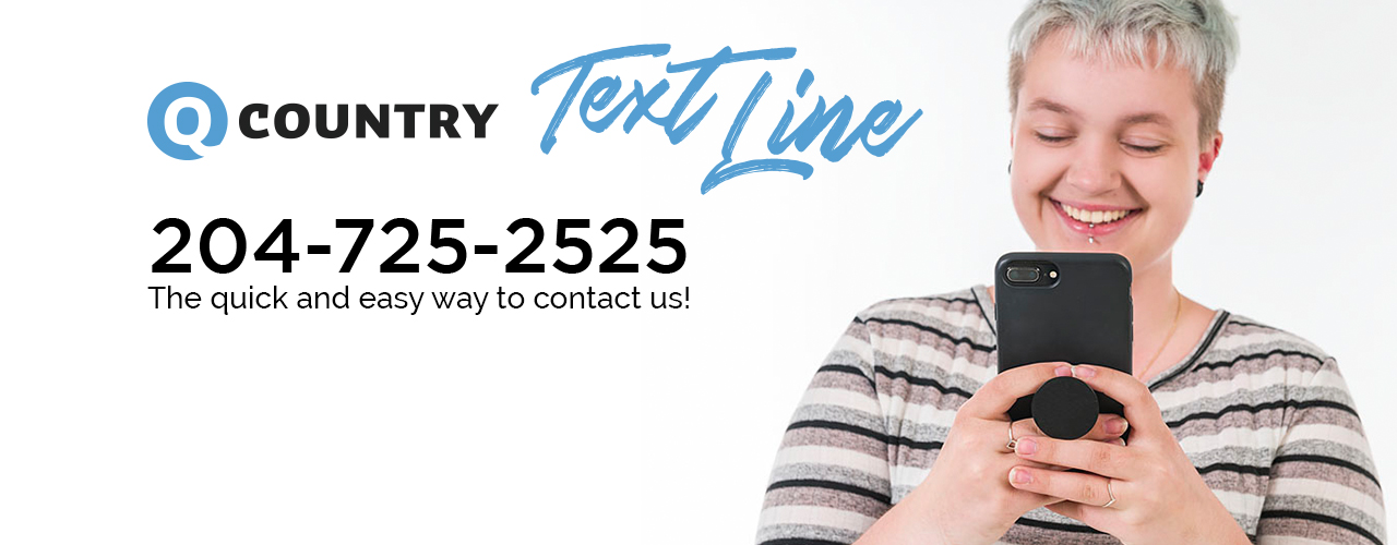 Text Us!