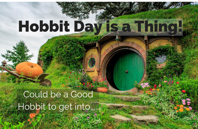 Might be a Good Hobbit to get into?