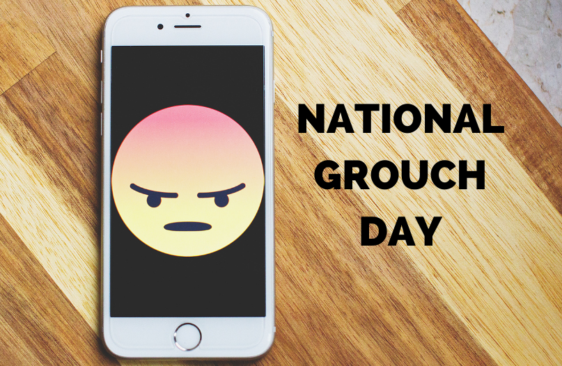 What Makes YOU Grouchy?