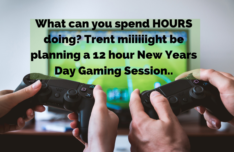 Reading? Knitting? Gaming? Do you have a hobby where time just seems to slip away when you pick it up?