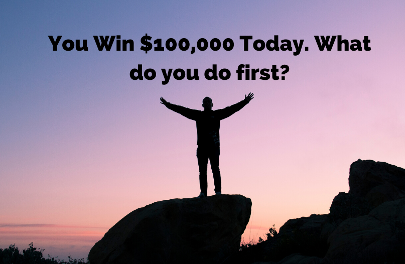 Are you $100,000 Richer?