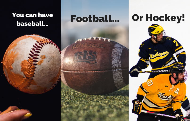 If you could have ONE sport back